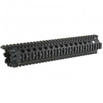 Madbull Daniel Defense 7.62 Lite Rail 12 inch - Black 1