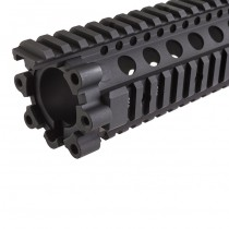 Madbull Daniel Defense 7.62 Lite Rail 12 inch - Black 2