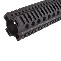 Madbull Daniel Defense 7.62 Lite Rail 12 inch - Black 3