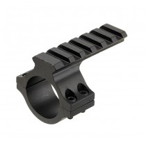 Element 30mm Scope Mount Top Rail - Black