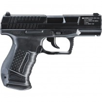 Walther P99 DAO Co2 Blow Back Pistol - Black 1