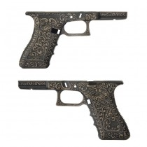 Archives Marui / WE G34 / G35 Carved Pattern Bronze Frame